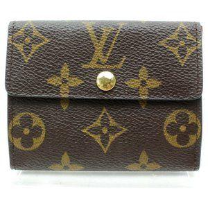 💯 Authentic Louis Vuitton Ludlow Wallet